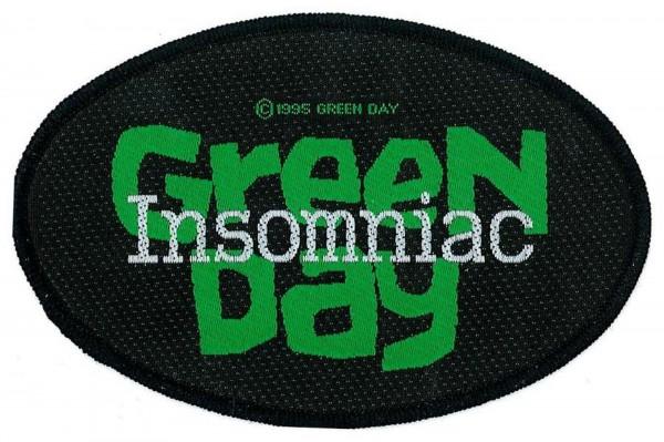 GREEN DAY - Insomniac Patch Aufnäher
