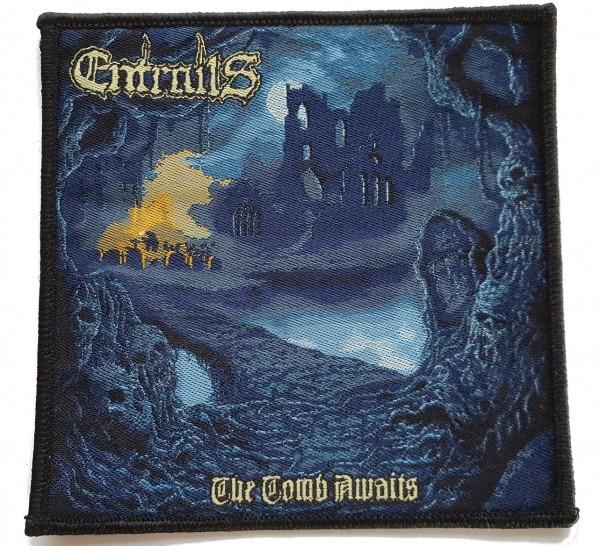 ENTRAILS - The Tomb Awaits Patch Aufnäher