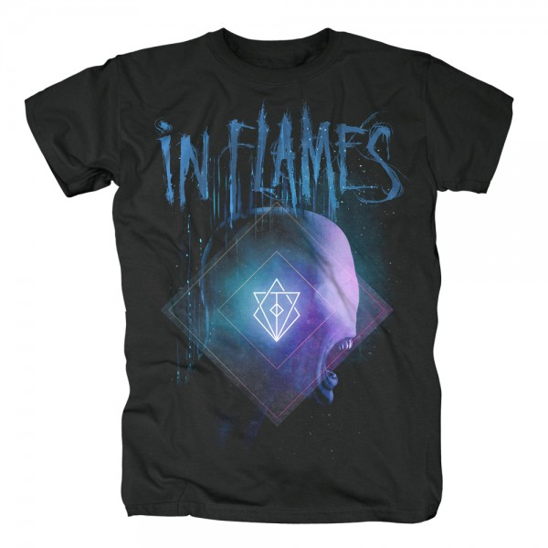 IN FLAMES - Scream T-Shirt