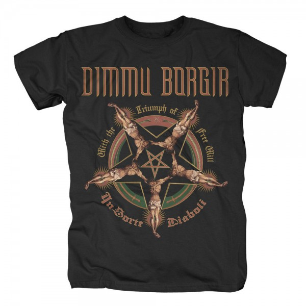 DIMMU BORGIR - Free Will T-Shirt