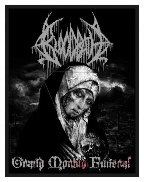 BLOODBATH - Grand Morbid Funeral Patch Aufnäher