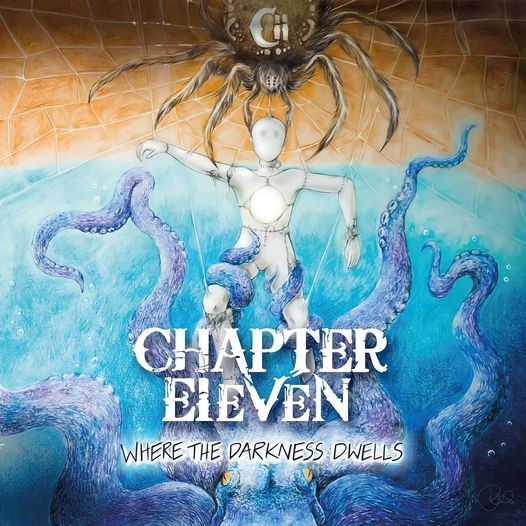 CHAPTER ELEVEN - Where the darkness dwells DIGI CD
