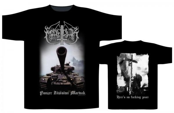 MARDUK - Panzer Division 20th Anniversary T-Shirt
