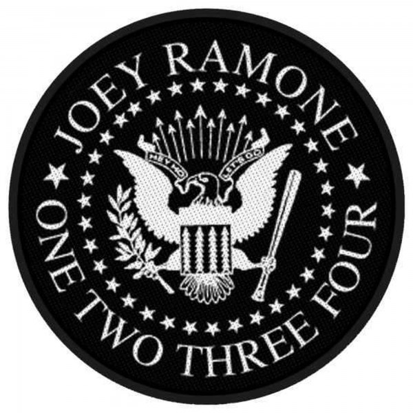 THE RAMONES - Joey Ramone Patch Aufnäher