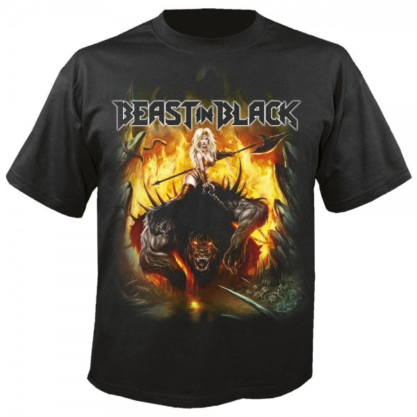BEAST IN BLACK - From Hell With Love T-Shirt