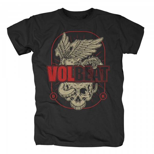 VOLBEAT - Fight For Life T-Shirt