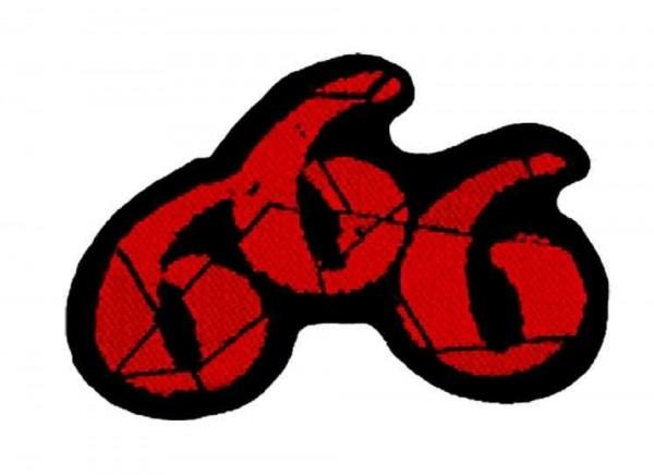 666 - Cut out Patch Aufnäher