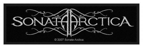 SONATA ARCTICA - Logo Patch Aufnäher