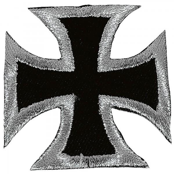 IRON CROSS - Eisernes Kreuz klein Patch Aufnäher