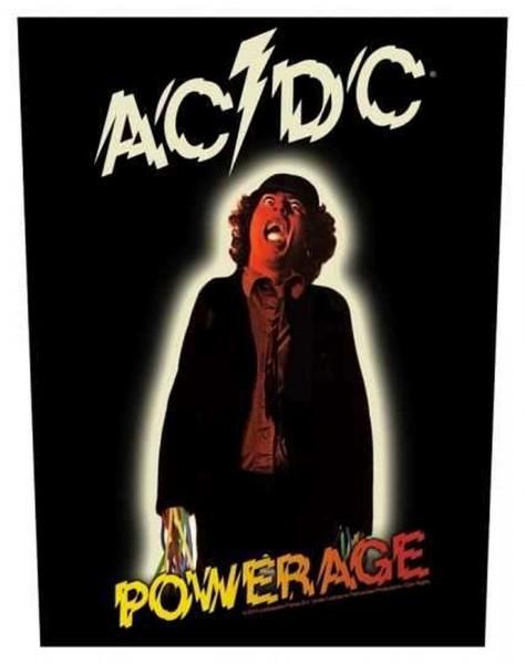 AC/DC - Powerage Backpatch Rückenaufnäher