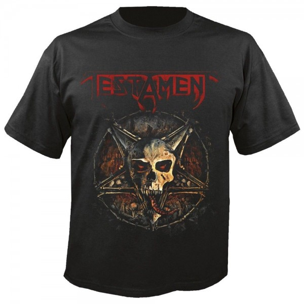 TESTAMENT - First strike T-Shirt