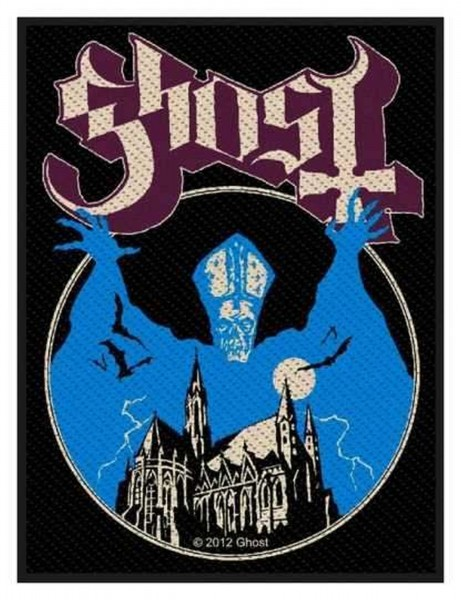 GHOST - Opus Eponymous Patch Aufnäher