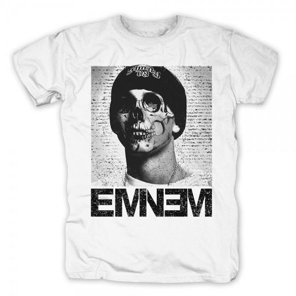 EMINEM - Skull Face T-Shirt