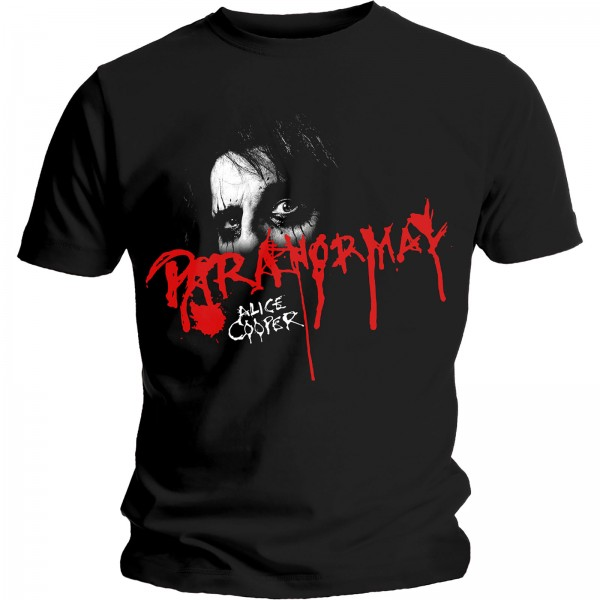 ALICE COOPER - Paranormal Eyes T-Shirt