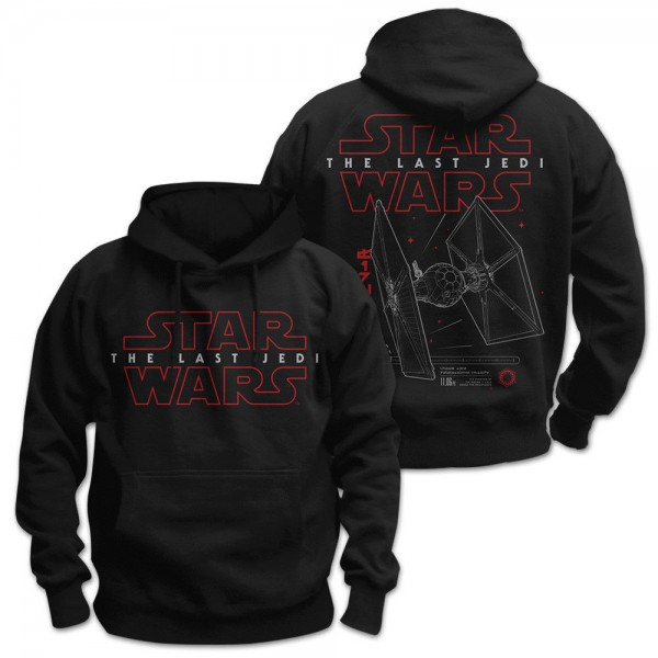STAR WARS - Tie Fighter SF Kapuzenpullover Hoodie