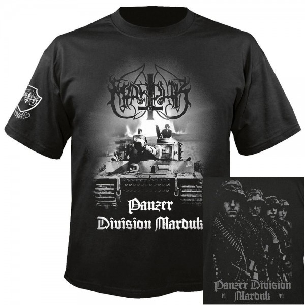 MARDUK - Panzer Division Marduk T-Shirt