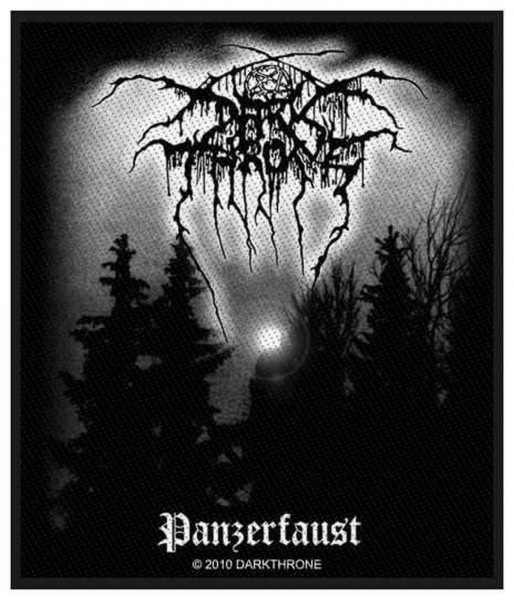 DARKTHRONE - Panzerfaust Patch Aufnäher
