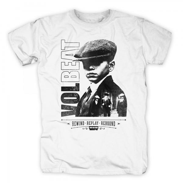 VOLBEAT - Bad Boys Weiß T-Shirt