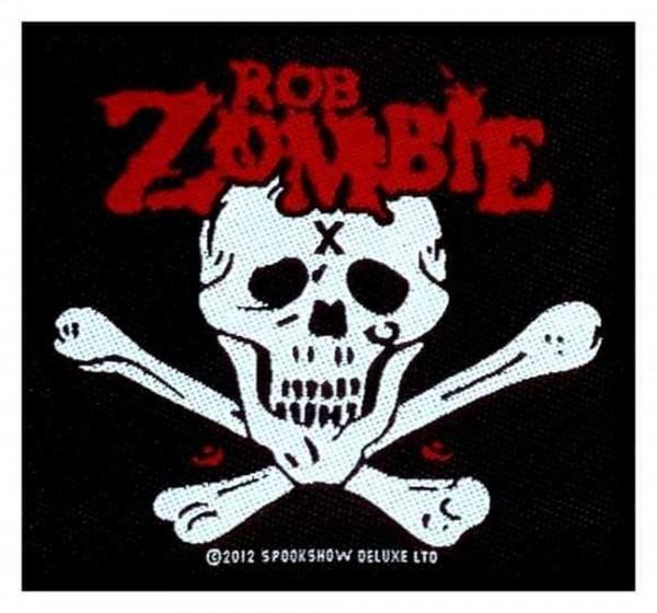 ROB ZOMBIE - Dead Return Patch Aufnäher