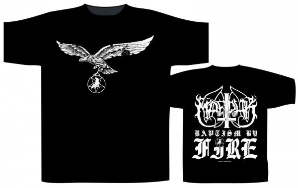 MARDUK - Baptism by fire T-Shirt