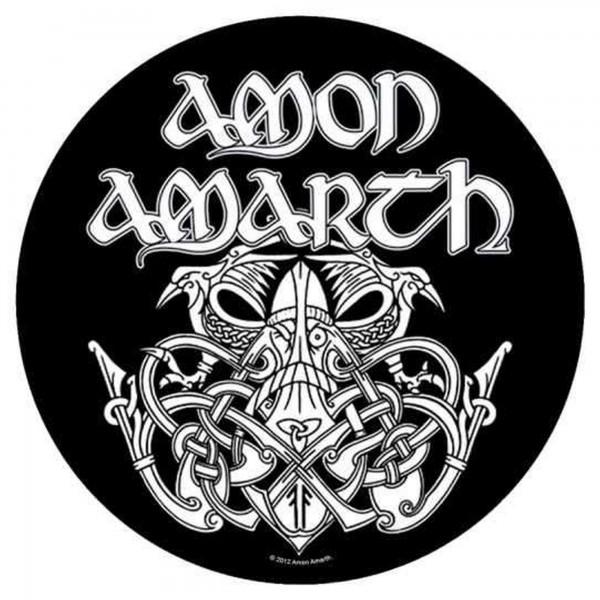 AMON AMARTH - Odin Backpatch Rückenaufnäher