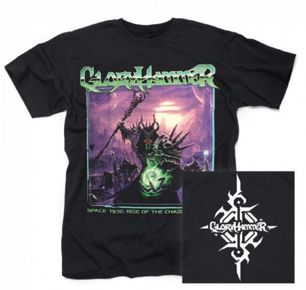 GLORYHAMMER - Space 1992 - Rise of chaos wizards T-Shirt