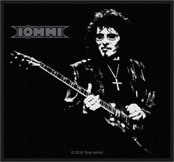 BLACK SABBATH - Tony Iommi Patch Aufnäher