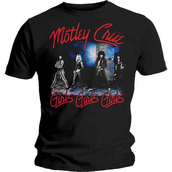 MÖTLEY CRÜE - Smokey Street T-Shirt