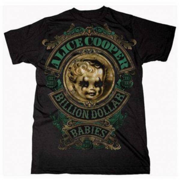 ALICE COOPER - Billion Dollar Baby T-Shirt