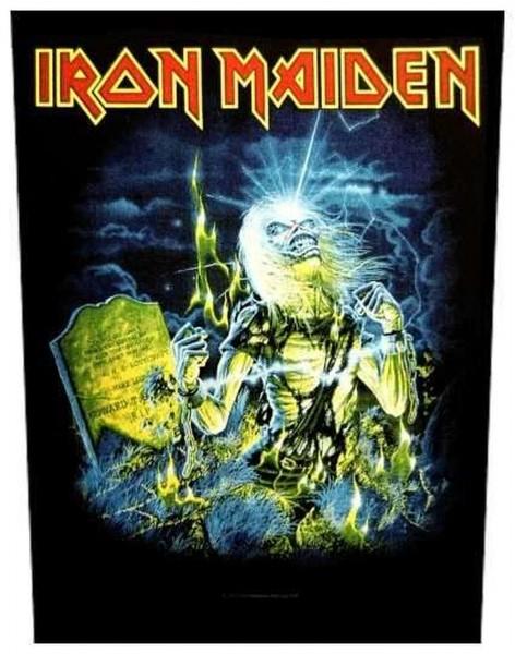 IRON MAIDEN - Live After Death Backpatch Rückenaufnäher