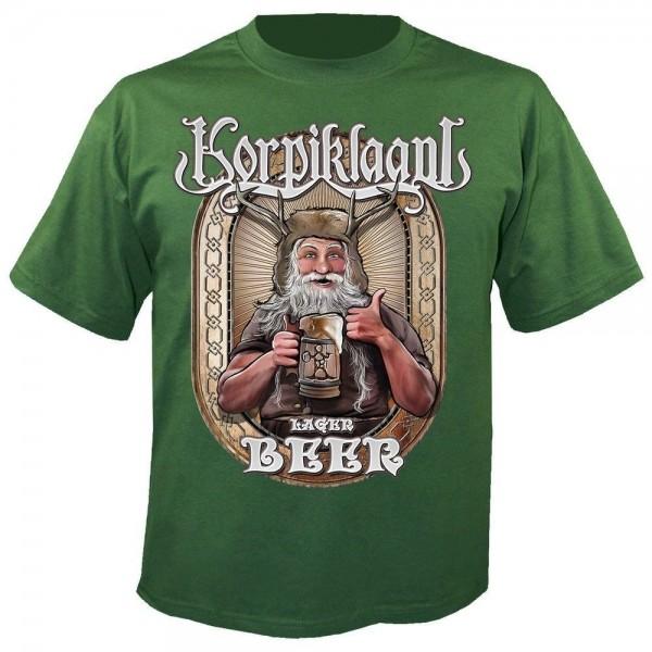 KORPIKLAANI - Beer T-Shirt