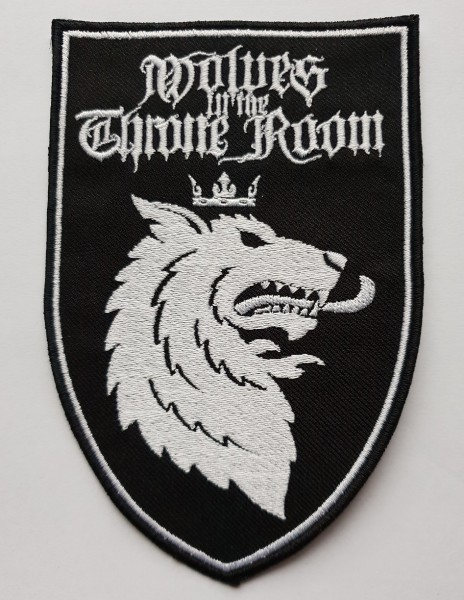WOLVES IN THE THRONE ROOM - Wolf Patch Aufnäher