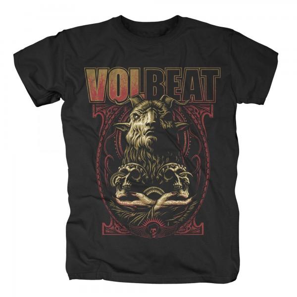 VOLBEAT - Voodoo Goat T-Shirt