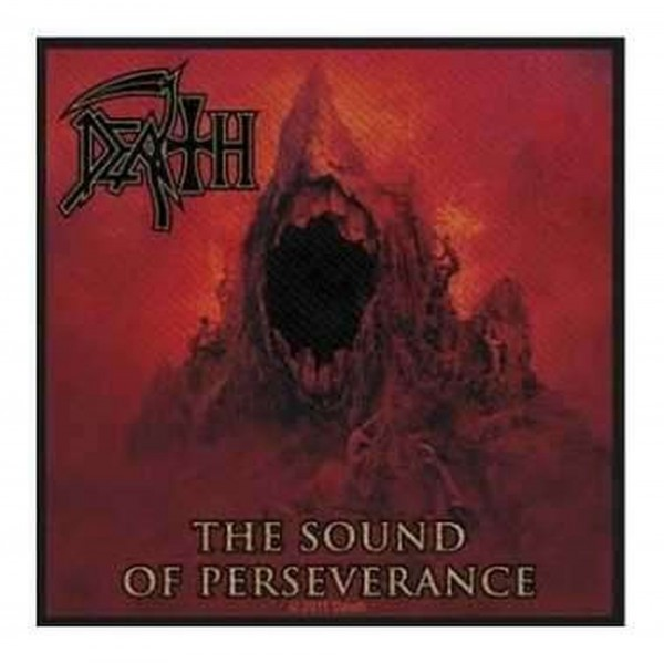 DEATH - The Sound Of Perseverance Patch Aufnäher