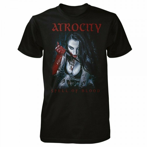 ATROCITY - Spell Of Blood T-Shirt