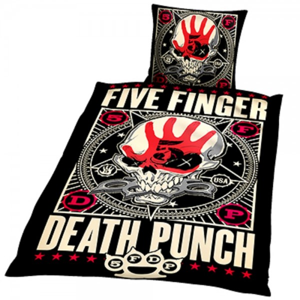 FIVE FINGER DEATH PUNCH - Bettwäsche