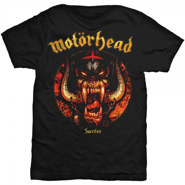 MOTÖRHEAD - Sacrifice T-Shirt