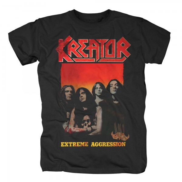 KREATOR - Extreme Aggression T-Shirt