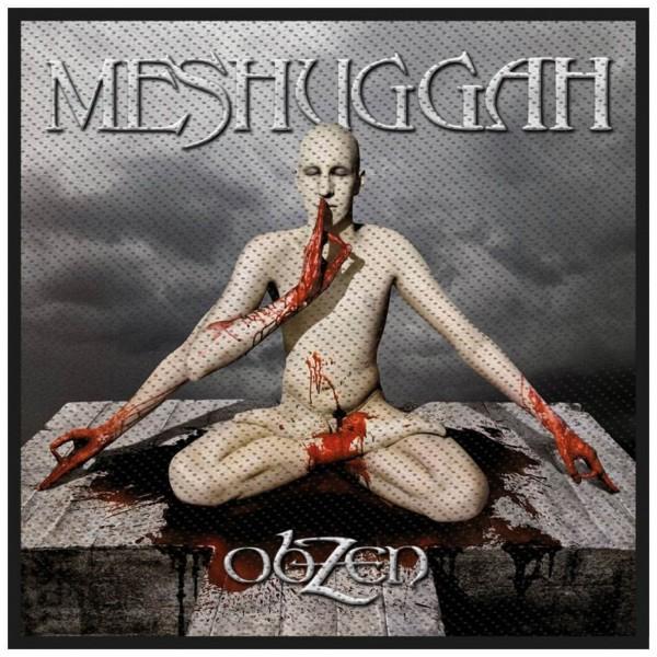 MESHUGGAH - Obzen Patch Aufnäher