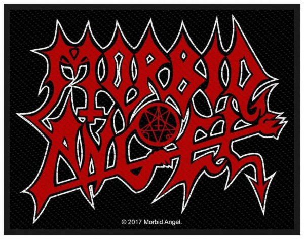 MORBID ANGEL - Logo Patch Aufnäher