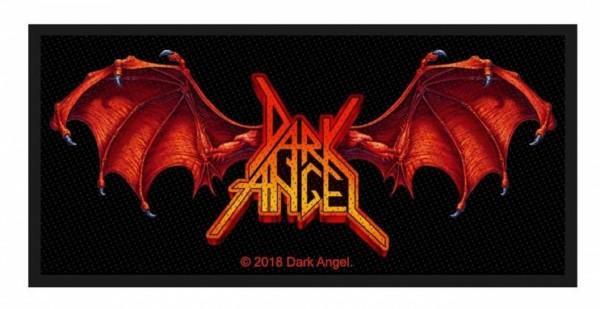 DARK ANGEL - Winged Logo Patch Aufnäher