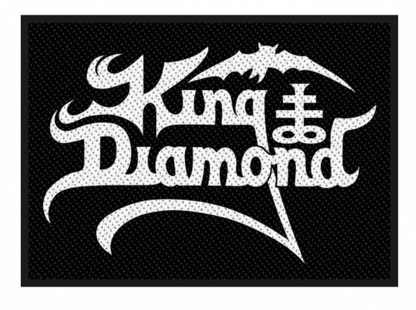 KING DIAMOND - Logo Patch Aufnäher
