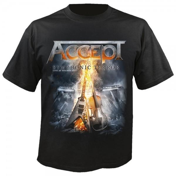 ACCEPT - Symphonic Terror T-Shirt