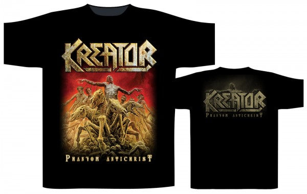 KREATOR - Phantom antichrist T-Shirt