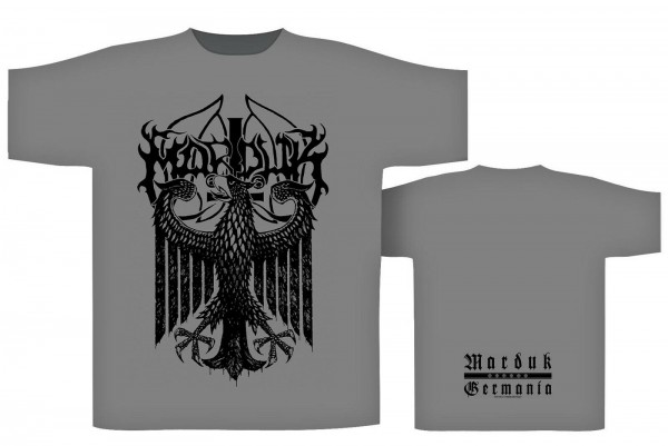 MARDUK - Germania Grau T-Shirt