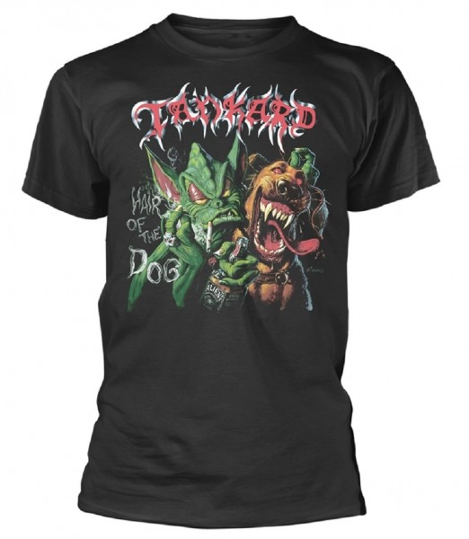 TANKARD - Hair of the dog T-Shirt