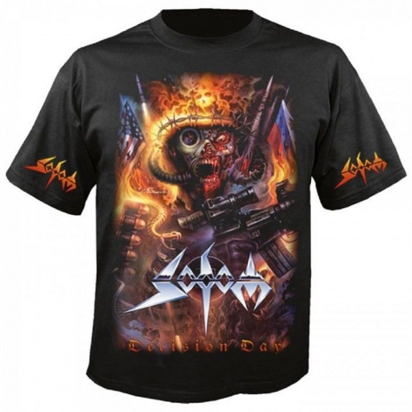 SODOM - Decision Day T-Shirt