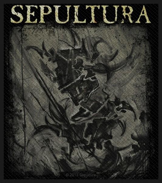 SEPULTURA - Mediator Patch Aufnäher