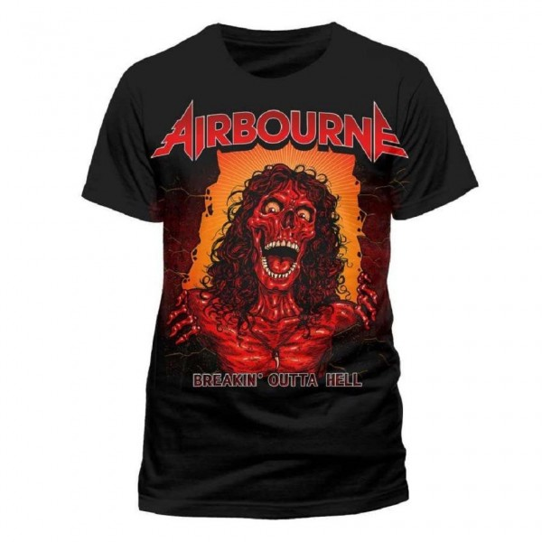 AIRBOURNE - Boh T-Shirt