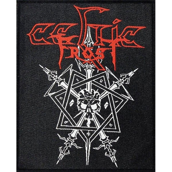 CELTIC FROST - Tales Patch Aufnäher
